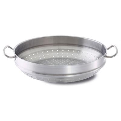 fissler original profi wok steamer insert 8482335300. Black Bedroom Furniture Sets. Home Design Ideas