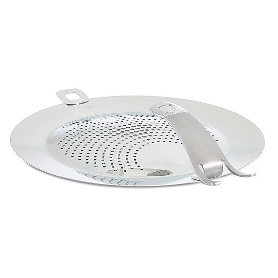 Fissler Universal Splatter Shield with IntegratedHolder