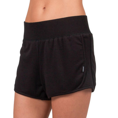 "Jockey 3 3/4"" French Terry Workout Shorts"