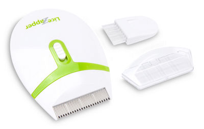 Epilady Lice Zapper Anti-Lice Electric Comb