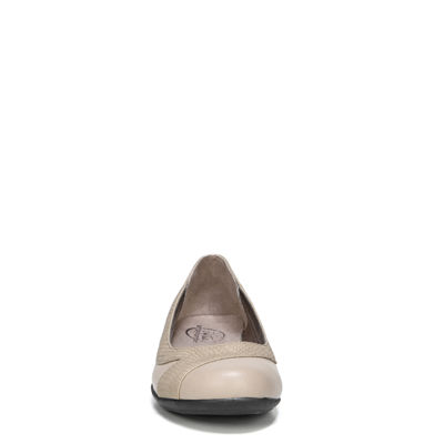 Lifestride Womens Azalea Ballet Flats Slip-on Round Toe