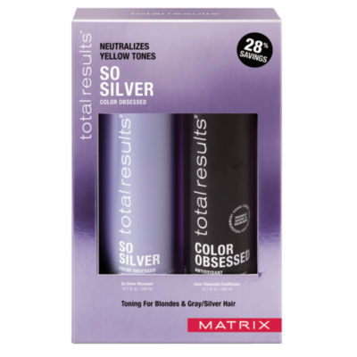 Matrix Total Results So Silver Duo 18 2-pc. Value Set - 20.2 oz.