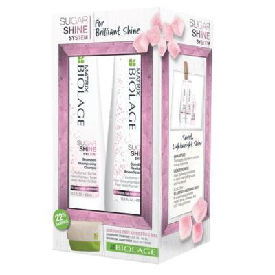 Matrix Biolage Sugar Shine Sg Kit 2-pc. Value Set - 27 oz.