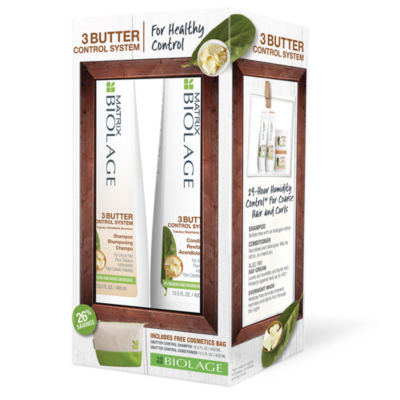 Matrix Biolage 3 Butter Sg Kit 2-pc. Value Set - 27 oz.