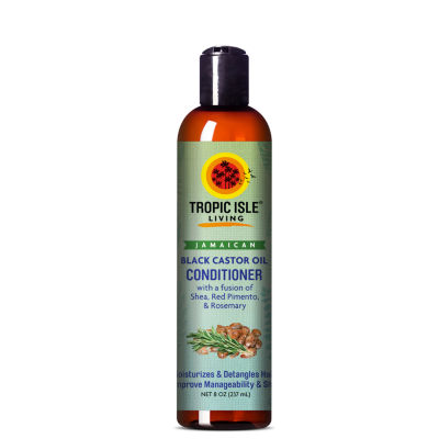 Tropic Isle Jamacian Black Castor Oil Conditioner - 8 oz.