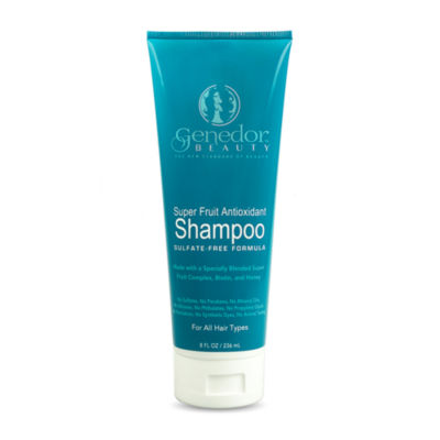 Genedor Beauty Super Fruit Antioxidant Shampoo - 8 oz.