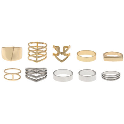 Decree Womens Stackable Ring