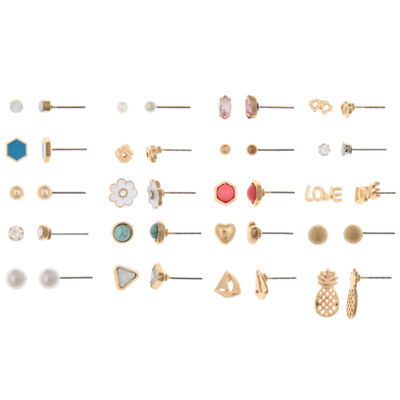 Decree 7.5mm Stud Earrings