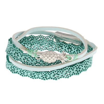 Decree Womens Wrap Bracelet