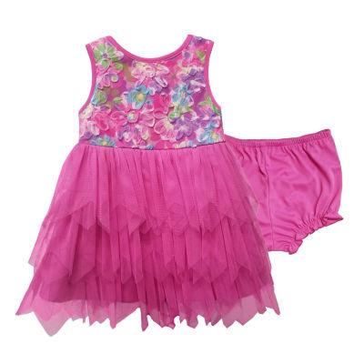 Marmellata Ballernia Sleeveless Dress - Baby Girls