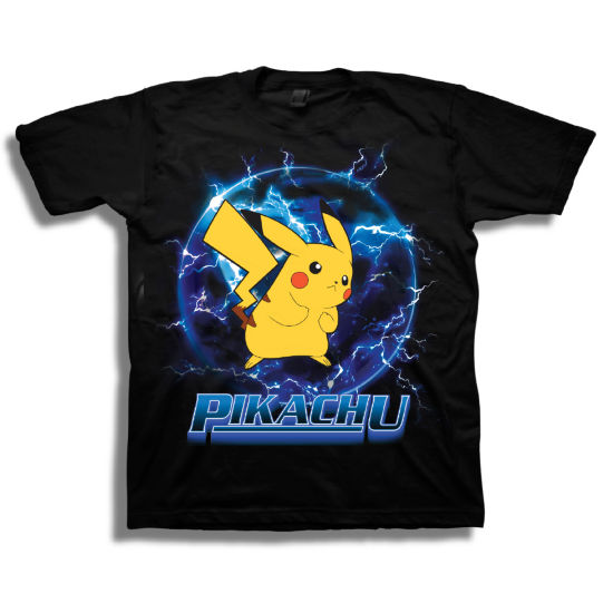 Pokemon Graphic T-Shirt-Preschool Boys