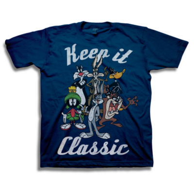 Looney Tunes Graphic T-Shirt-Big Kid Boys