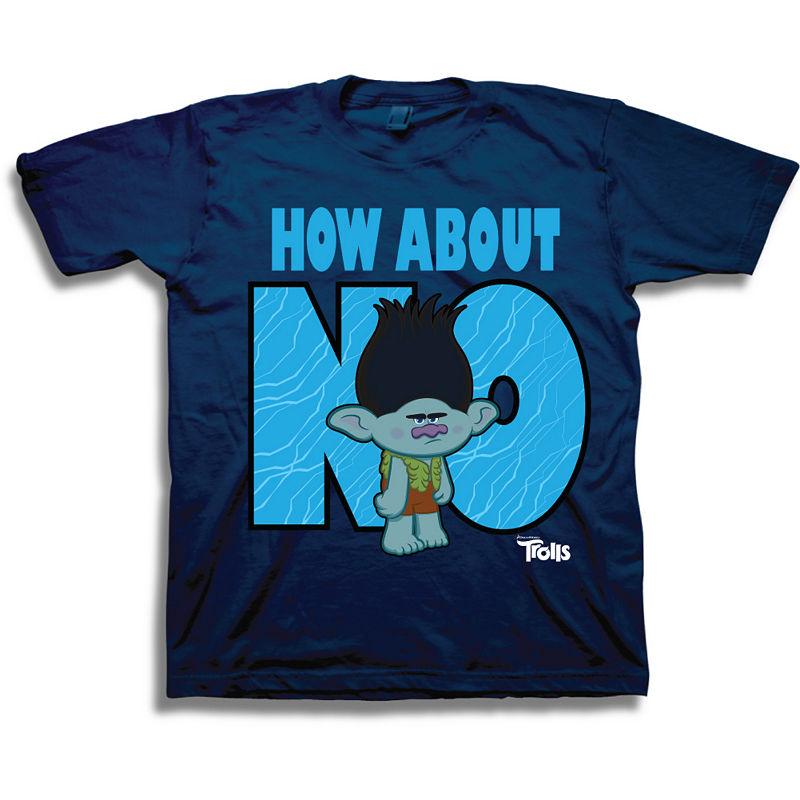 image of Freeze Trolls Graphic T-Shirt-Preschool-ppr5007666827