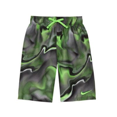 Nike Breaker Volley Short Boys Tie Dye Trunks-Preschool