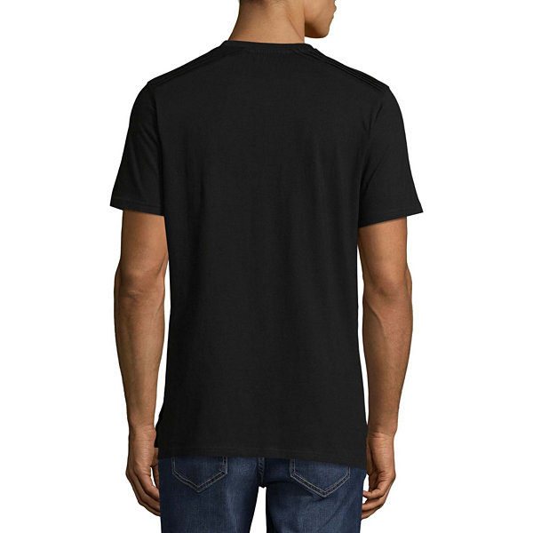 Rocawear Men's Short Sleeve Crew Neck T-Shirt