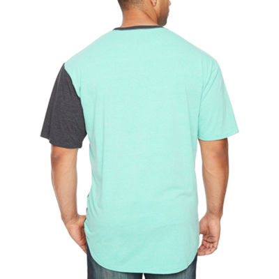 Zoo York Short Sleeve Crew Neck T-Shirt-Big and Tall