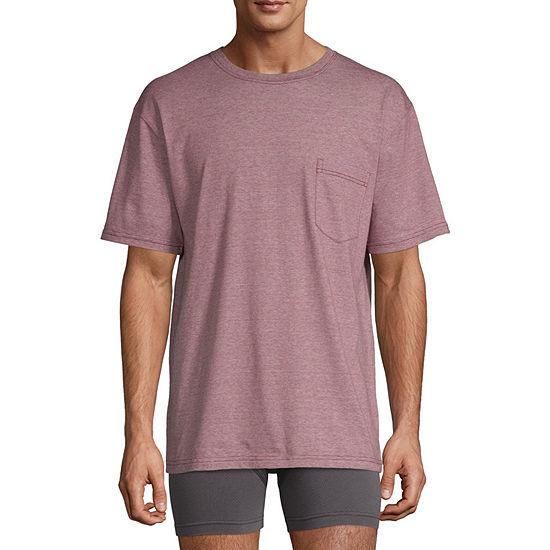 Stafford Mens Crew Neck Short Sleeve T-Shirt