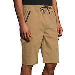 Akademiks Mens Stretch Pull-On Short