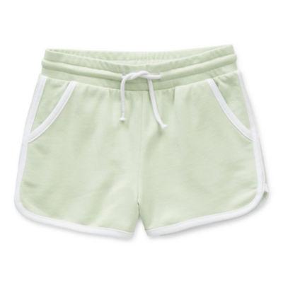 Okie Dokie Toddler Girls Pull-On Short