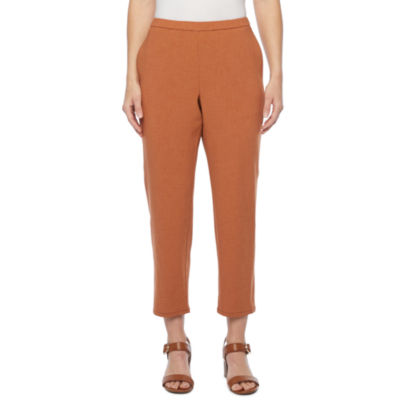 Liz Claiborne Womens Ankle Pull-On Pants