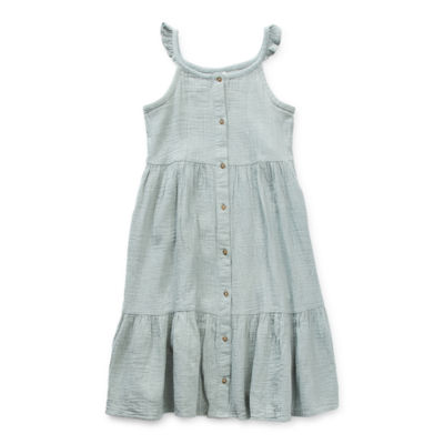 Peyton & Parker Mommy & Me Little & Big Girls Sleeveless Maxi Dress