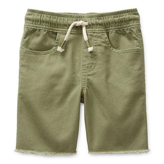 Okie Dokie Toddler Boys Pull-On Short