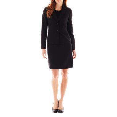 jcpenney.com   Black Label by Evan-Picone Crewneck Dress or 2-Button Jacket