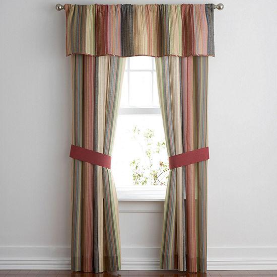 Rod-Pocket Single Curtain Panel