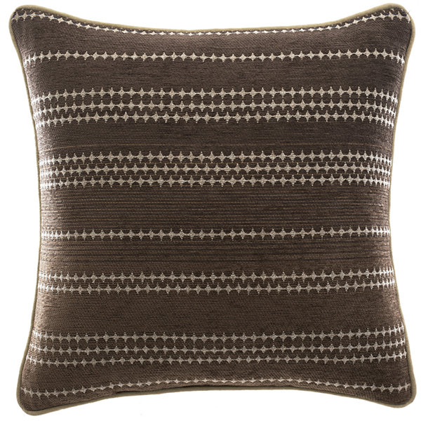"Croscill Classics® Cayden 18"" Square Decorative Pillow"