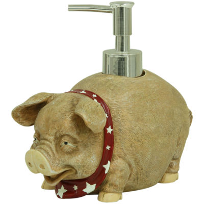 Bacova Oscar the Pig Soap Dispenser