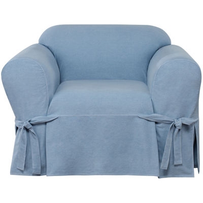 SURE FIT® Authentic Denim 1-pc. Chair Slipcover