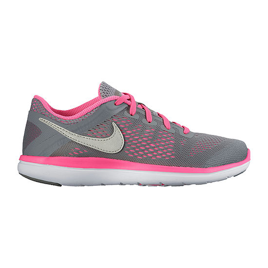 Nike Flex 2016 Girls Running Shoes Big Kids