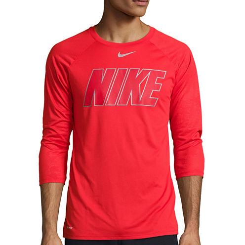 Nike® Baseball Legend Raglan Tee