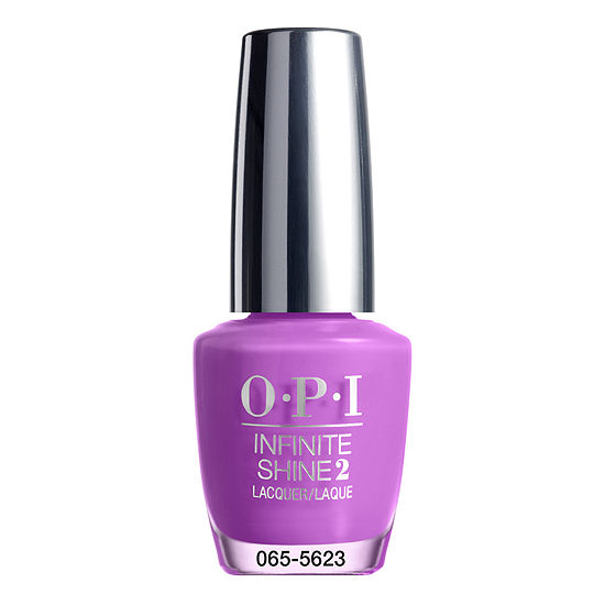 OPI Grapely Admired Infinite Shine Nail Polish - .5 oz.
