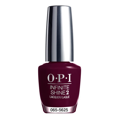 OPI Raisin The Bar Infinite Shine Nail Polish - .5 oz.