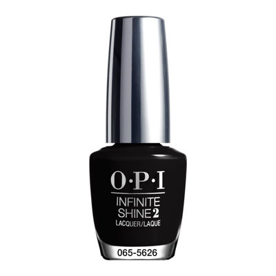 OPI We're in the Black Infinite Shine Nail Polish - .5 oz.