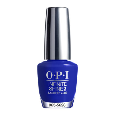 OPI Indignantly Indigo Infinite Shine Nail Polish - .5 oz.