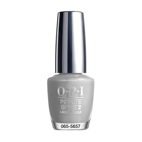 OPI Silver On Ice Infinite Shine Nail Polish - .5 oz.