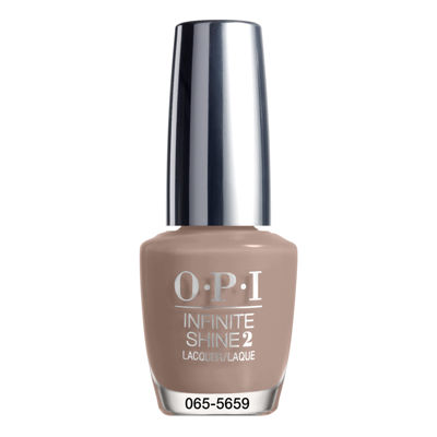 OPI Substantially Tan Infinite Shine Nail Polish - .5 oz.
