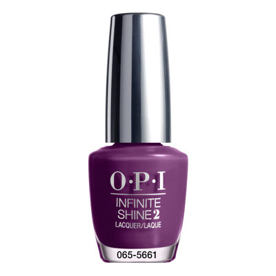 OPI Endless Purple Pursuit Infinite Shine Nail Polish - .5 oz.