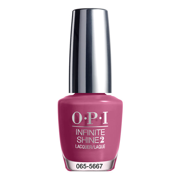 OPI Stick It Out Infinite Shine Nail Polish - .5 oz.