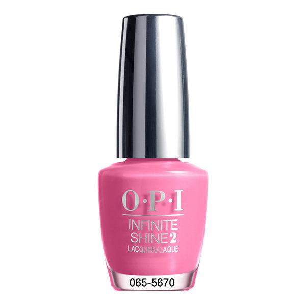 OPI Rose Against Time Infinite Shine Nail Polish - .5 oz.