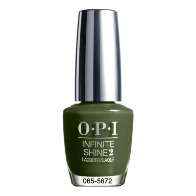 OPI Olive for Green Infinite Shine Nail Polish - .5 oz.