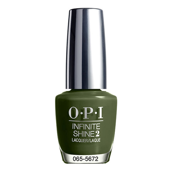 Opi Olive For Green Infinite Shine Nail Polish 5 Oz
