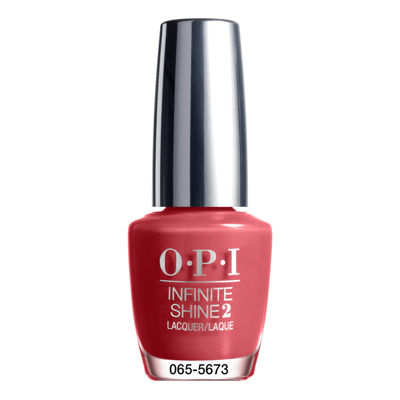 OPI In Familiar Terra Tory Infinite Shine Nail Polish - .5 oz.