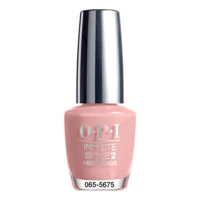 OPI Half Past Nude Infinite Shine Nail Polish - .5 oz.