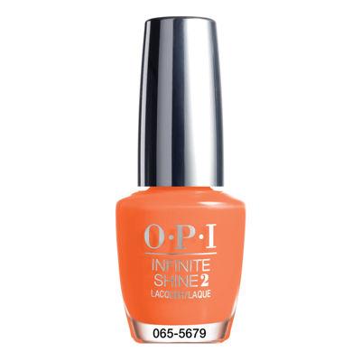 OPI The Sun Never Sets Infinite Shine Nail Polish - .5 oz.
