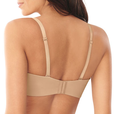 Bali Lilyette Tailored Underwire Minimizer Strapless Bra-0939