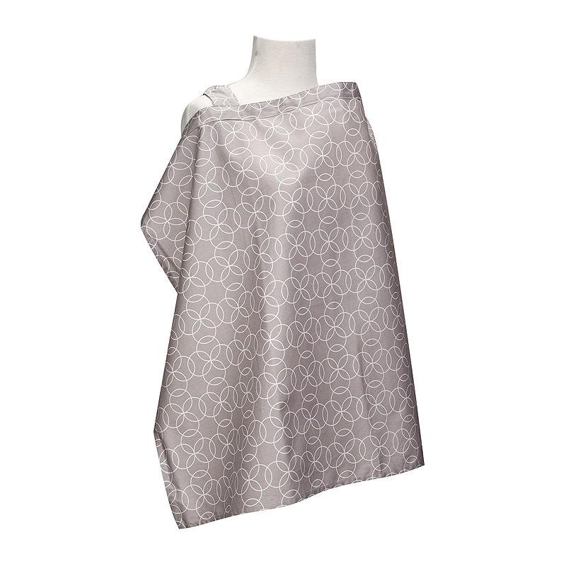 Trend Lab Circles Nursing Cover plus size,  plus size fashion plus size appare