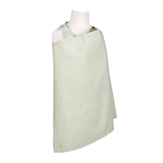 Trend Lab® Sea Foam Dot Nursing Cover